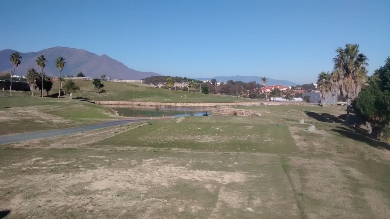 Doña Julia golf course, Costa del Sol, Spain