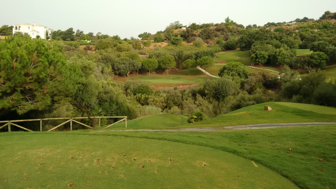 Marbella Club golf course, Costa del Sol, Spain